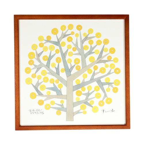 BIRDS' WORDS(バーズワーズ) Poster 30 Tree of Hope 額装タイプ