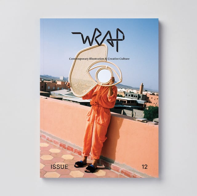 """WRAP MAGAZINE  """" ISSUE 12 'THE NUDE' """""""