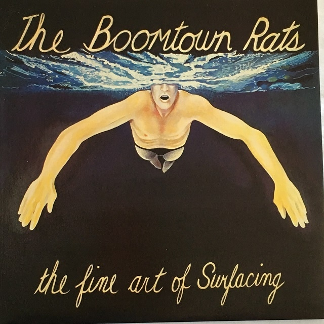 【LP・米盤】The Boomtown Rats / The Fine Art of Surfacing