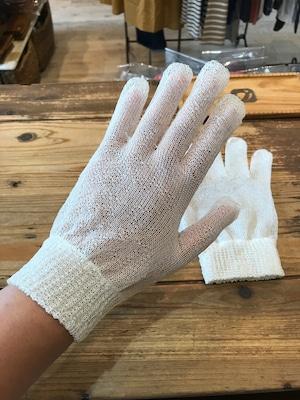 シルク リペア手袋