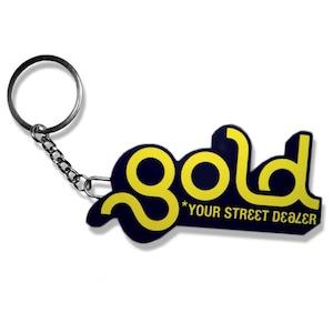 gold keyholder