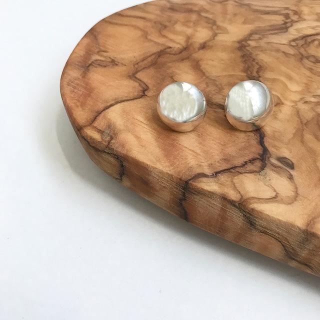 Indian Jewelry Navajo Studs Earrings M 4