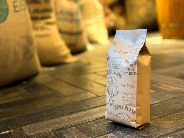 【中浅煎り】エチオピア ナチュラル 100g(豆・粉)