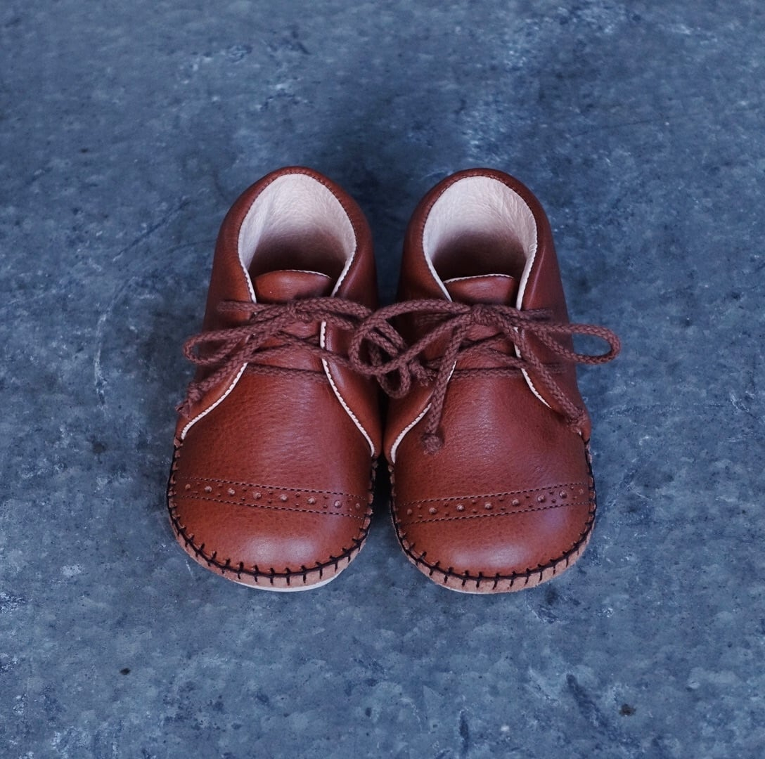 Baby Shoes / STRAIGHT TIP / 13cm / Sayū