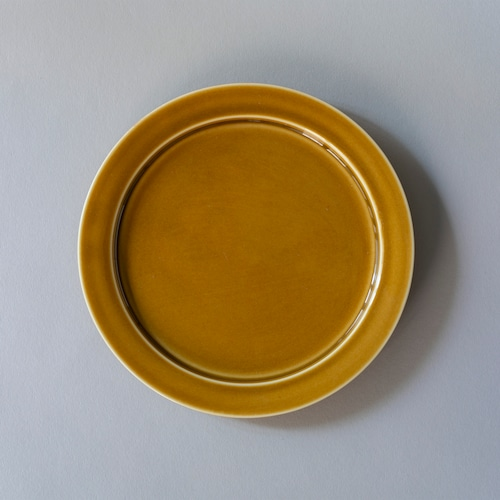 IWANAGA TABLEWARE  Sweets Plate (S) 【黄瀬戸】