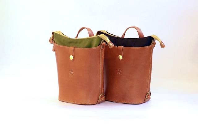 OB-006 / Bag in 3way Shoulder Bag