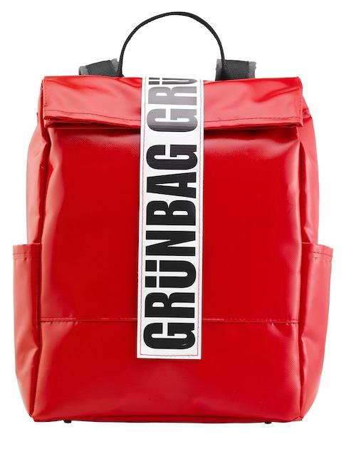 Alden BackPack Red