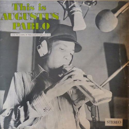 【USED/LP】Augustus Pablo - This Is Augustus Pablo