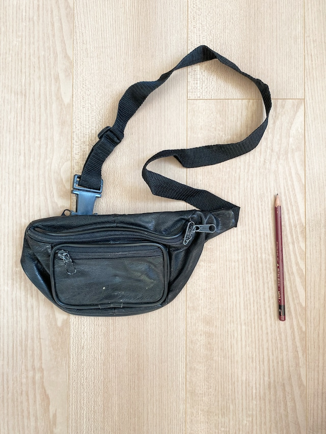 used leather bag No.012「礼賛ドグマ」