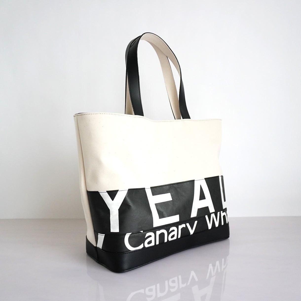 Tote Bag (S) / White  TSW-0023