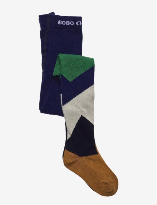 【Bobo Choses】Multi Color Block 2 tights