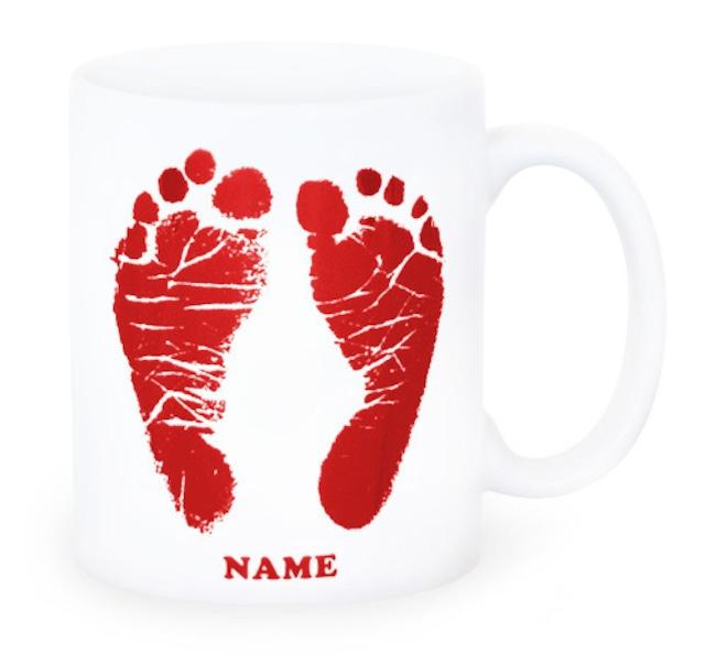 ai mug -white  B-type (RED)
