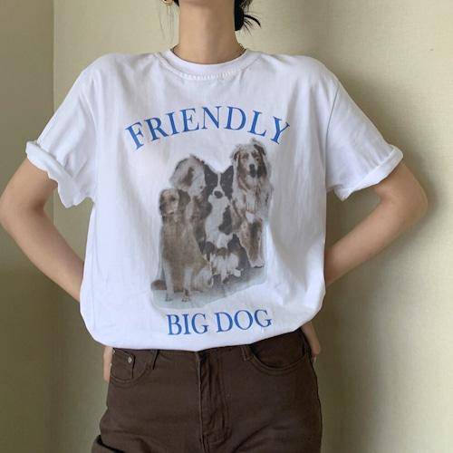 INU LOVE Tシャツ RD8443