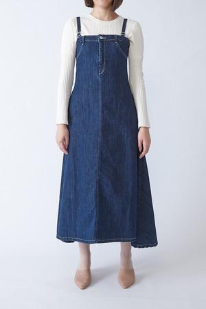 <50%OFF SALE>NOYER(BLUE)ワンピース