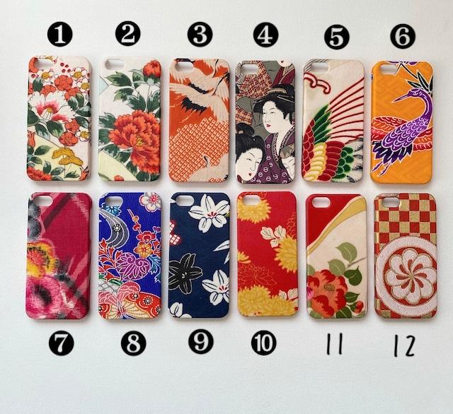 【SALE】キモノシリーズiPhoneSE/5s