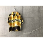 【hippiness】palette camouflage shirt(Soil Lantern)/ 【ヒッピネス】パレットカモフラージュ シャツ(ソイル ランタン)