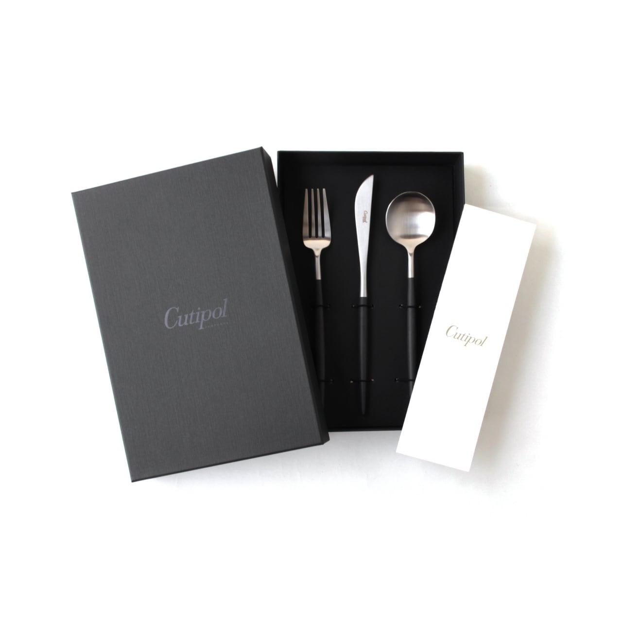 Cutipol GOA /クチポールゴア ギフトボックス ディナー3本セット
