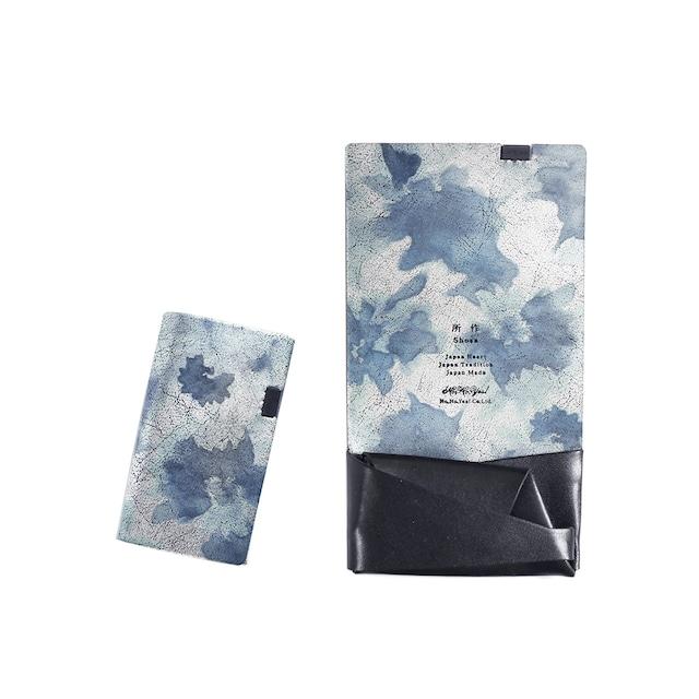 睡蓮画 フローラル(&ブラック) コインケース