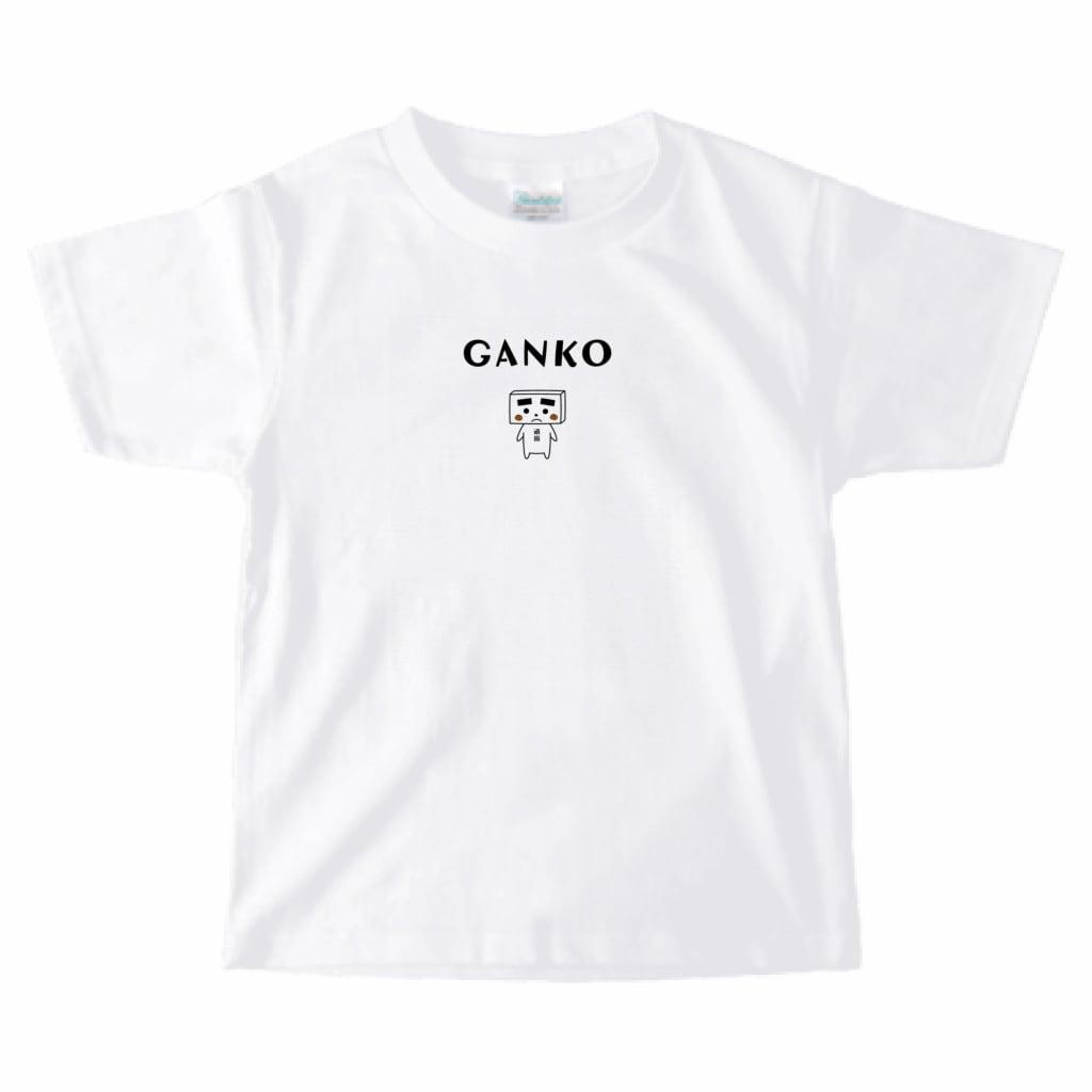 とうふめんたるずTシャツ(しまおくん・キッズ)