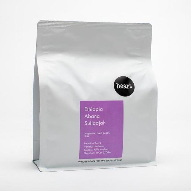 HEART ロースターズ - エチオピア ABANA SULLADJAH コーヒー豆 226g