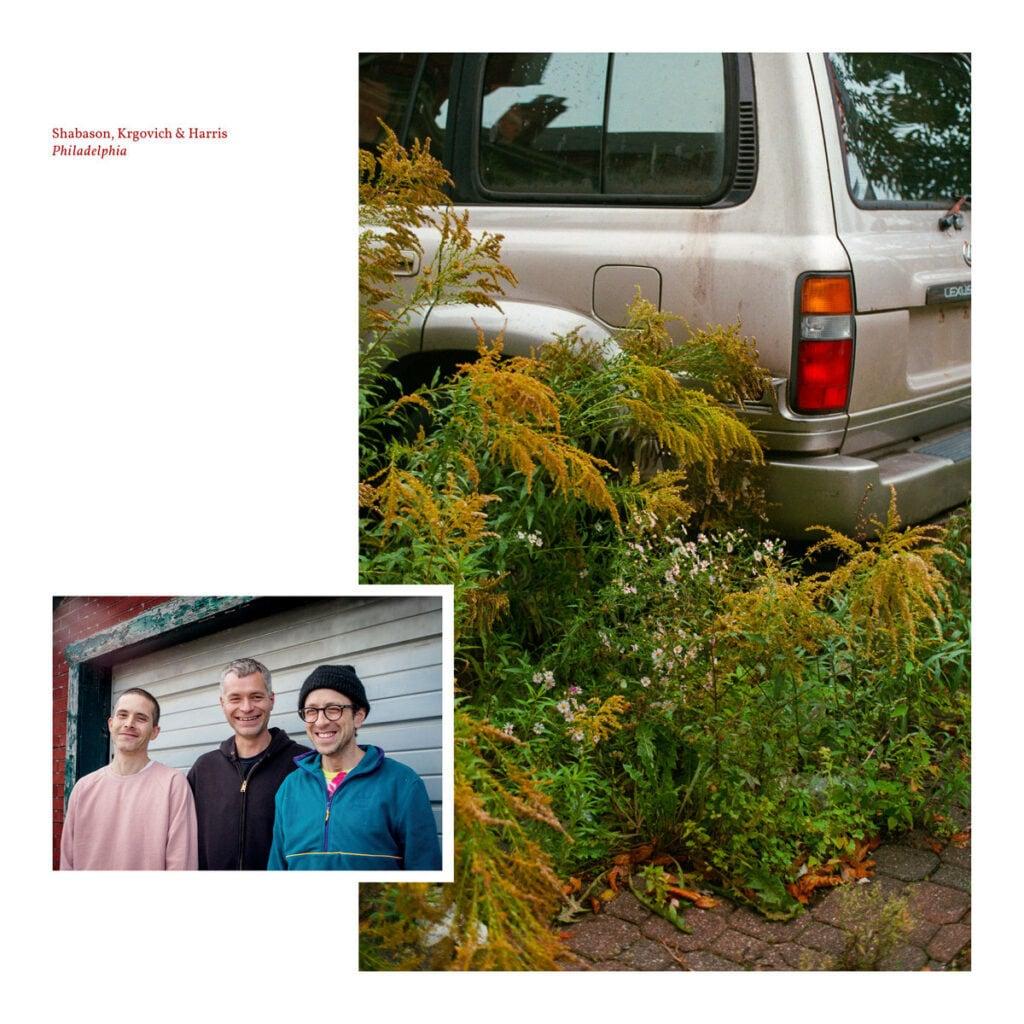 Shabason, Krgovich & Harris - Philadelphia (LP)