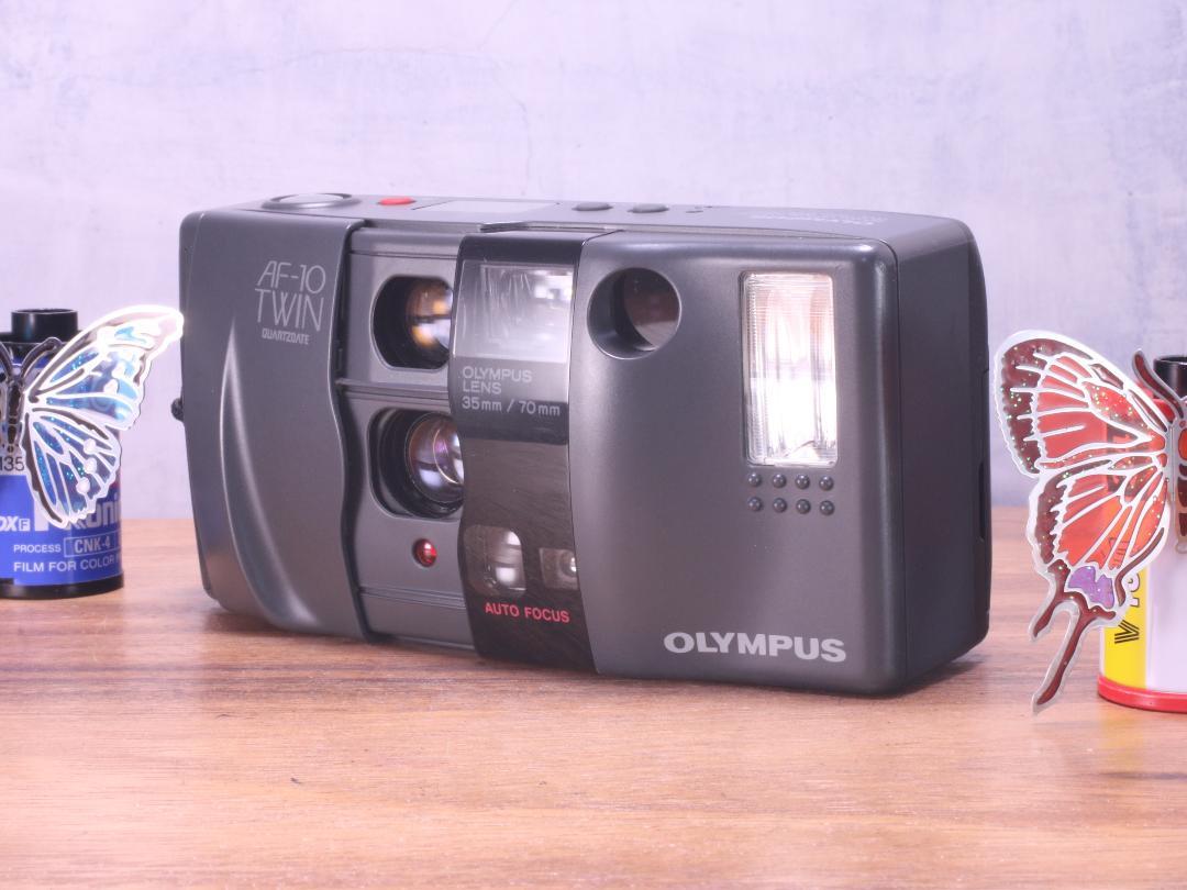 OLYMPUS AF-10 TWIN QD