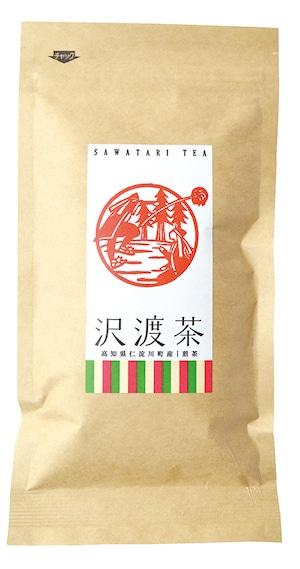 沢渡茶 煎茶
