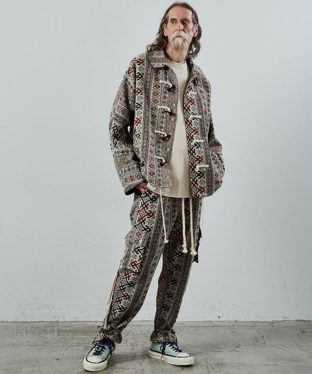 UNSELDs cobran wide duffle jacket