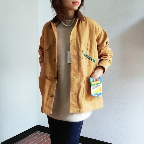 KEY (DUCK COVERALL)