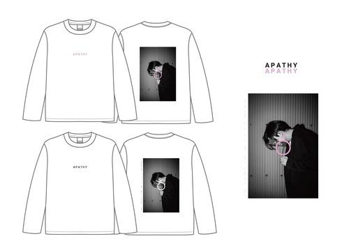 """été """"Apathy"""" Long T-Shirt"""