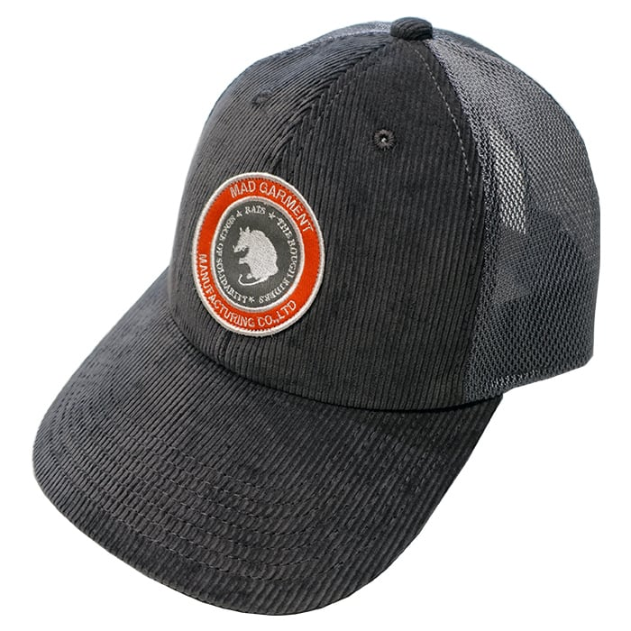 RATS(ラッツ) / RODEO MESH CAP(GRAY)(21'RA-0809)(キャップ)