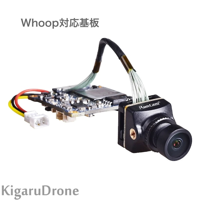 RunCam Split 3 Nano Whoop [Whoopバージョン] DVR:1080x720/60fps HD録画 HDカメラ