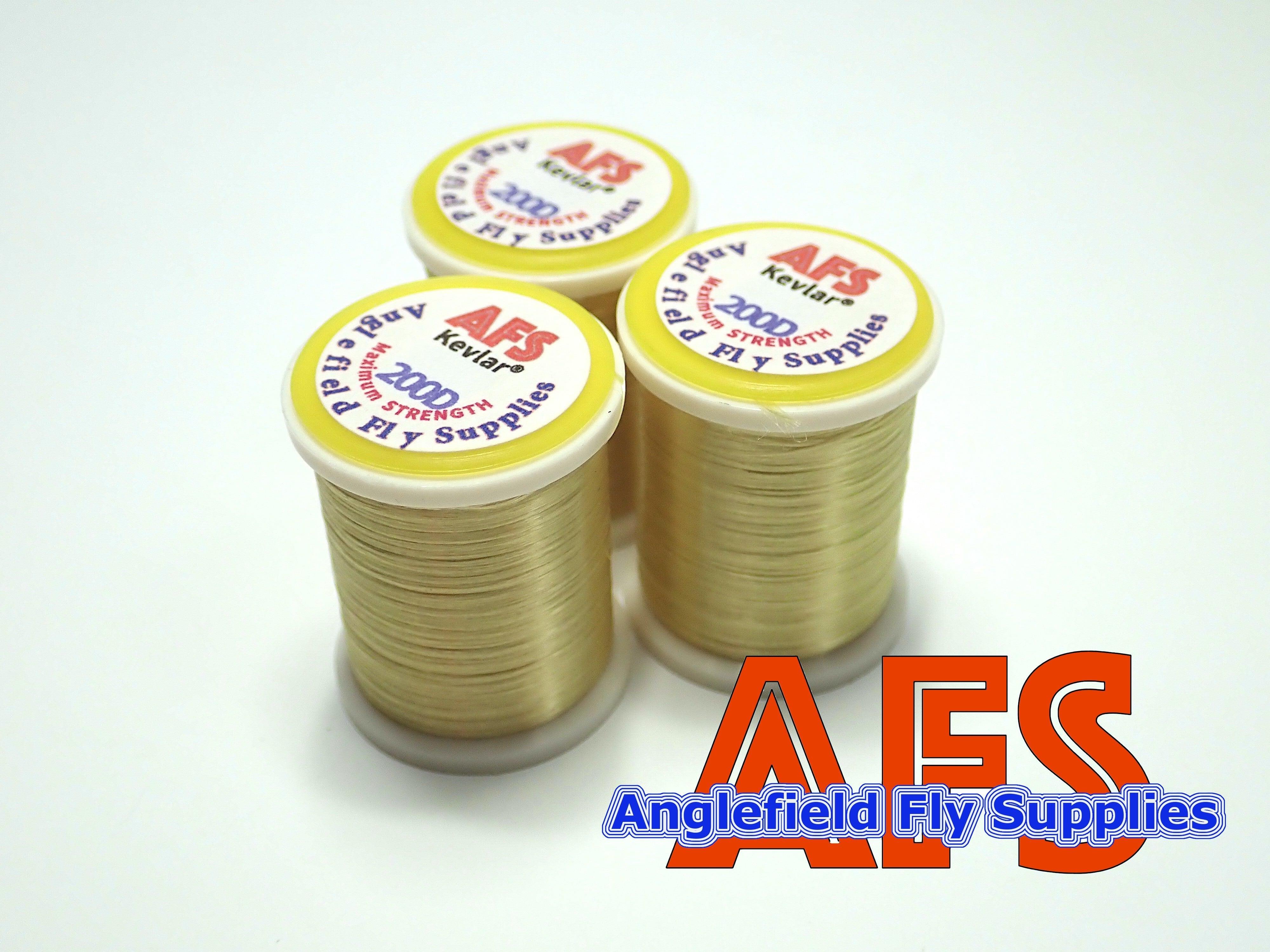 AFS KEVLAR Thrad 200D 128oz / AFS ケブラー® スレッド 200D 128oz(3.6kg)