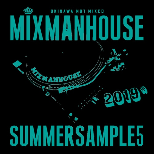 【SUMMER SAMPLE #5】MIXED BY GRIGRI / [CD]