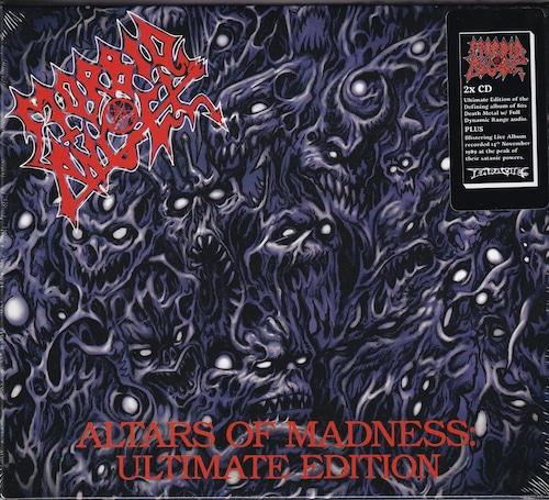 MORBID ANGEL 『Altars of Madness (Ultimate Edition, 2CD & Digi)』