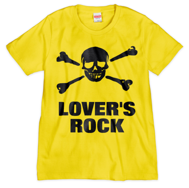 LOVERSROCK 90s logo /スーパーラヴァーズTシャツ