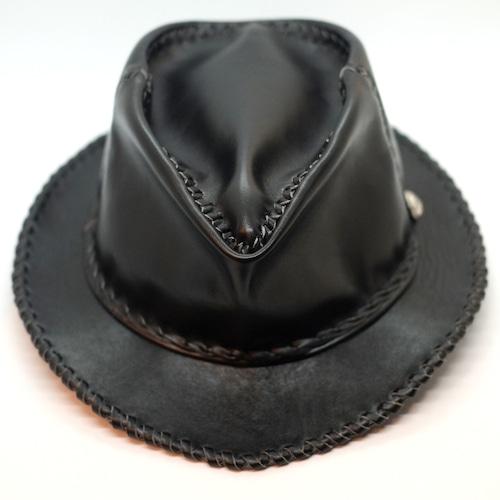 シルバーコンチョ付BAL-HAT-NEO(BLACK HORSE)予約受付販売