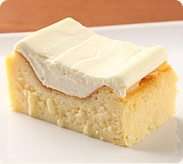 ヘルシーチーズケーキ box size
