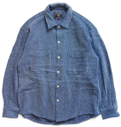 90年代 チャップス ニットシャツ 【M】 | CHAPS ラルフローレン ヴィンテージ 古着
