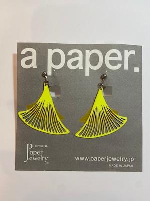 【Paper Jewely】ダンス/イヤリング
