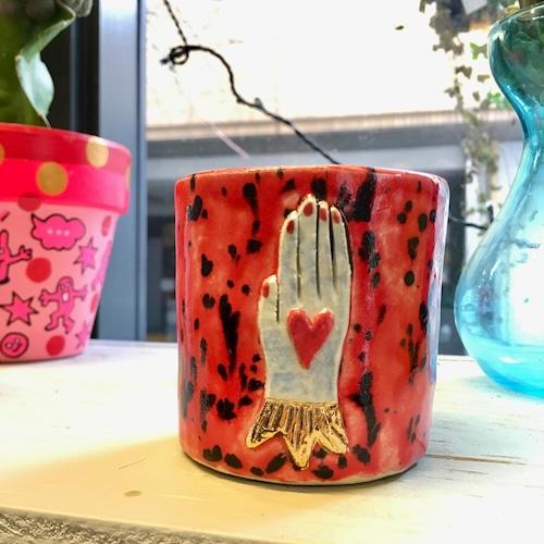 Koyomi Yanagimoto send love flower pot
