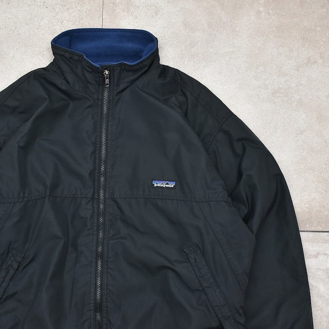 90's patagonia shelled synchilla jacket Made in USA