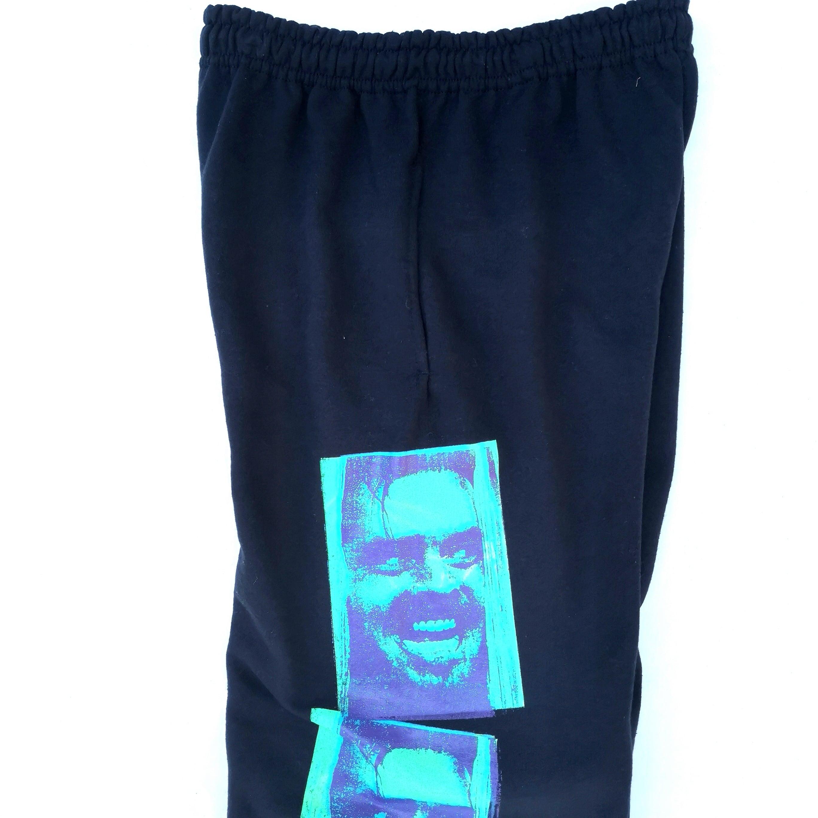 IIIII THE SHiNiNG SWEAT PANTS