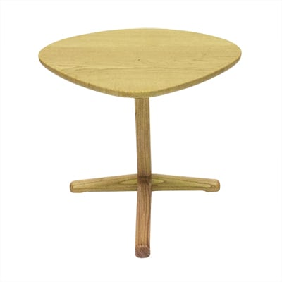 無垢の家具 サイドテーブルM 【G83】