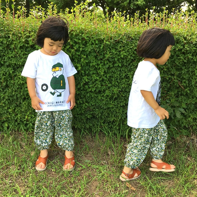 Tシャツ キッズ SHIRTS&SOUNDS UNCLE T