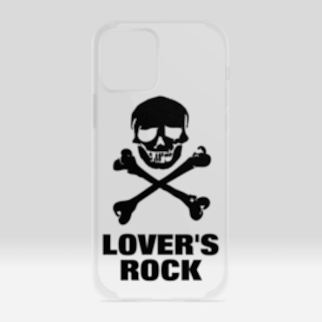 LOVERSROCK cross bone /スーパーラヴァーズ アイホンケース 12 12プロ