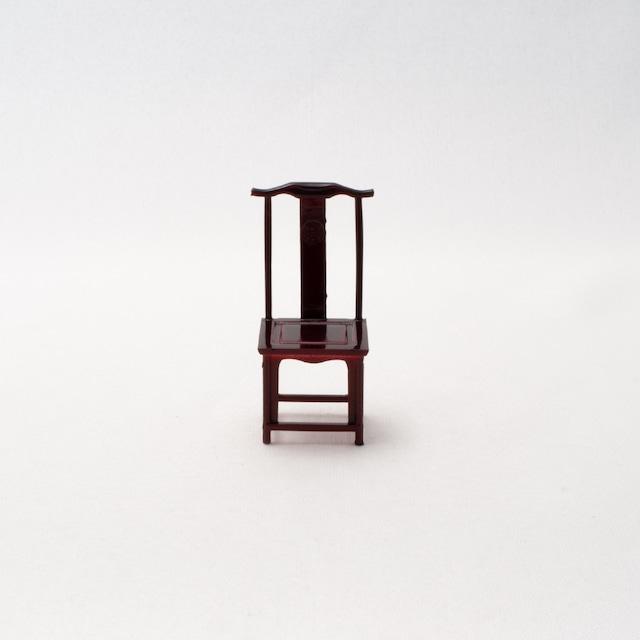 中国風ミニチュア家具/チェア(樹脂製)