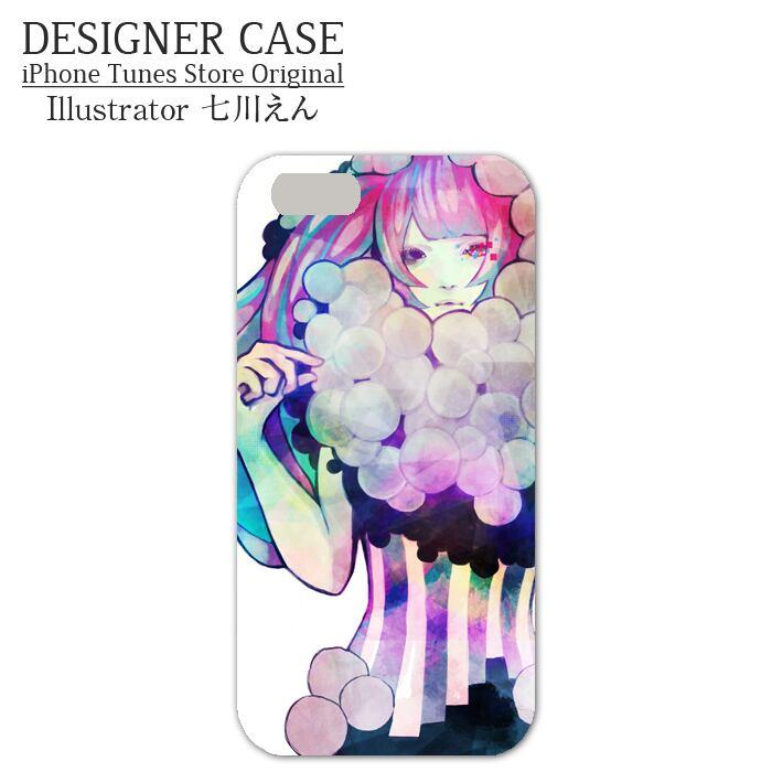 iPhone6 Soft case[yumekui sheep] Illustrator:Enn Nanakawa