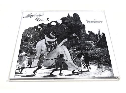 [USED] Spiteful Womb - Desolator (2017) [CD-R]
