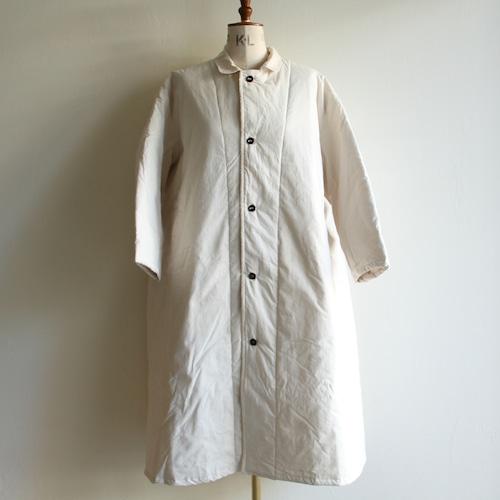 Yarmo【 womens 】quilting lab coat